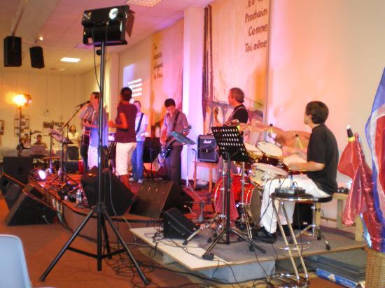 Concert à l'ACT